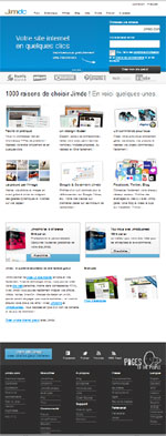 creer site internet gratuit fr.jimdo