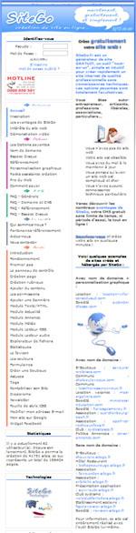 creer site internet gratuit sitego
