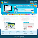 creer site internet gratuit sitew
